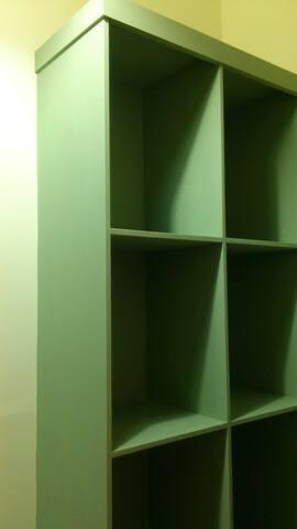 個人的置物櫃