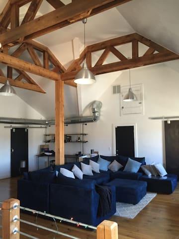 Historic Loft Home - NYC room