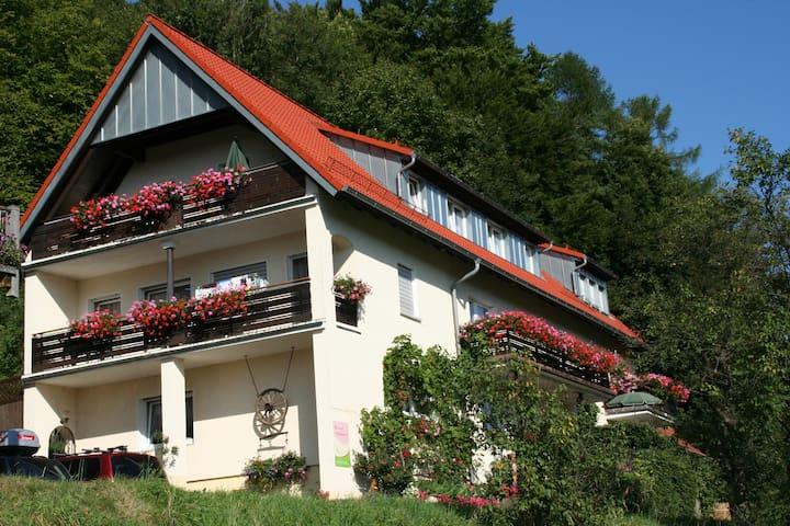 Landurlaub bei Familie Porisch - Egloffstein - Rumah