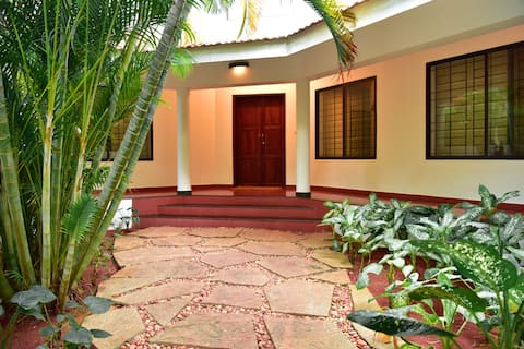 03 Bed Room Family Villa With Pool , Kovalam