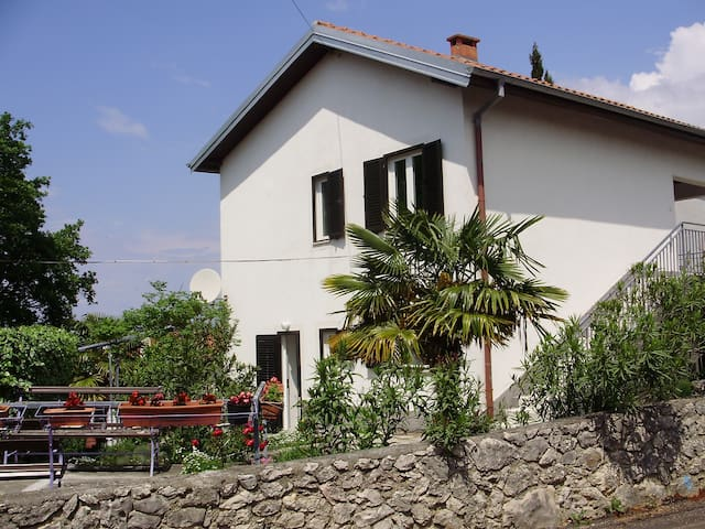 Studio apartment Vukelić with a  sea view - Zidarići