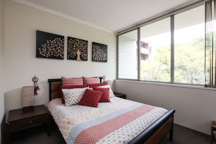 Beautiful Room *Airport, CBD & Beach* - Zetland - Appartement