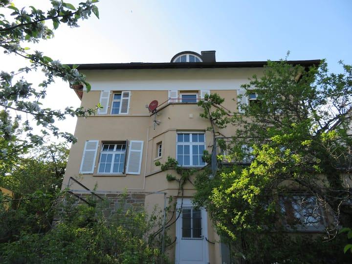 Privatzimmer in Altbauvilla 15 qm