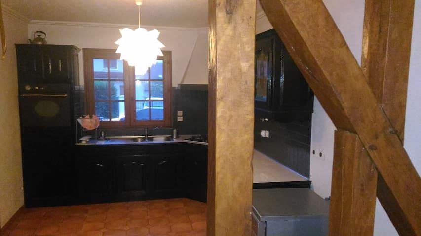 Loue maison proche 5 pieces - Tremblay-en-France - Apartment