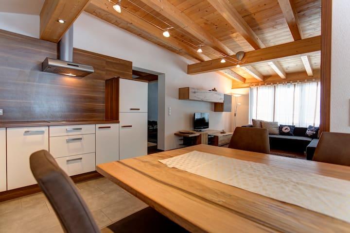 Apartment Eisenspitz de Lux