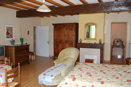 bel appartement en pleine campagne - Cadalen