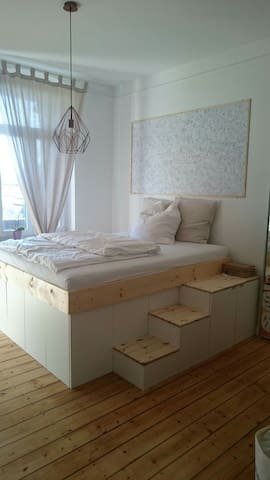 Double Room in Flatshare - Celle - Huoneisto