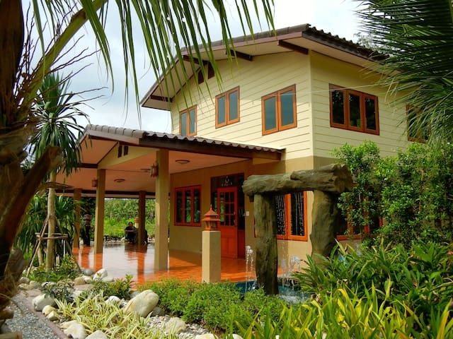 Sunny Holiday Home & Garden Khaoyai