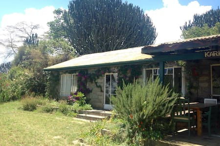Charming cottage with garden - Naivasha