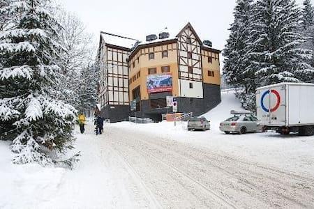 horský apartmán v Peci pod Sněžkou - Pec pod Sněžkou