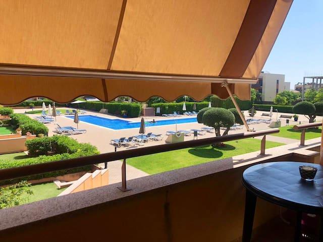 Apartamento en Roda de Bara al lado de la playa.