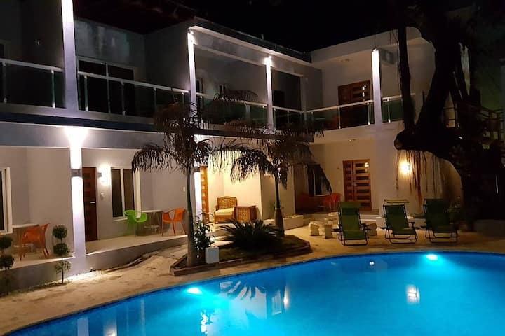 Comfort room @ Casa Valeria Boutique Hotel