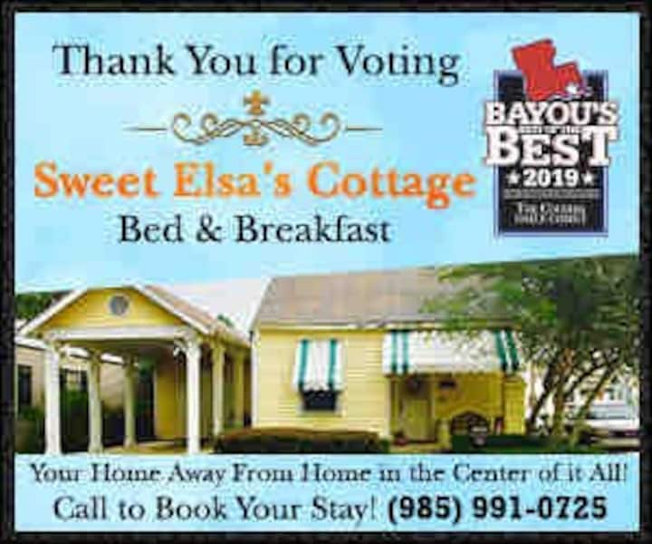 SweetElsa's Cottage B&B