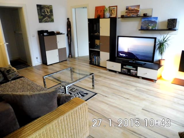 Nice flat between Oldtown & Fair (Messe) ! - Dusseldorf - Apartment