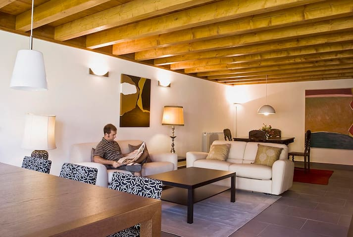 Casa Rural La Vieja Carpinteria - Caparroso - Talo