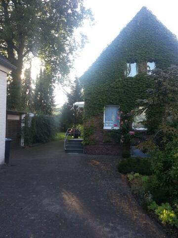 Hostel Barizi Marijo - Halle (Westfalen) - House
