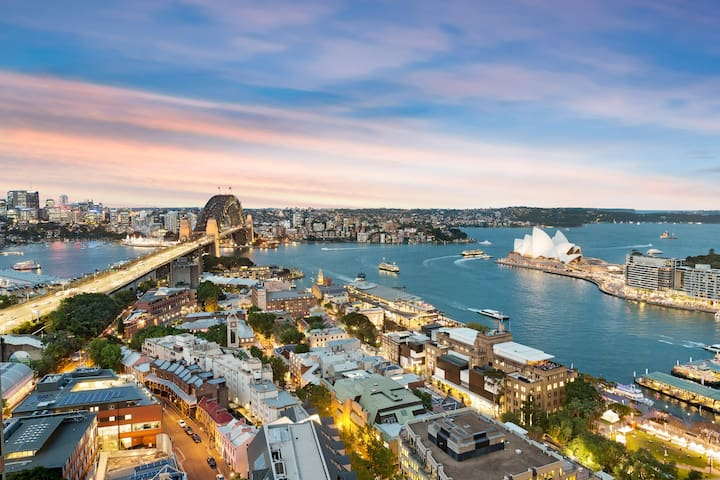 Guidebook for Sydney & The Rocks