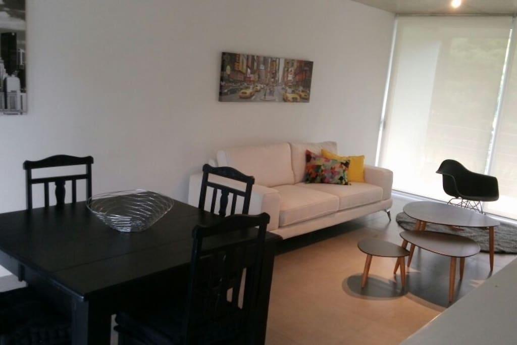 Apartamento de dise o de arquitecto apartments for rent for Muebles en maldonado uruguay