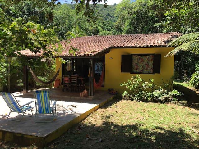 Praia Grande do Bonete, Casa Pé na Areia