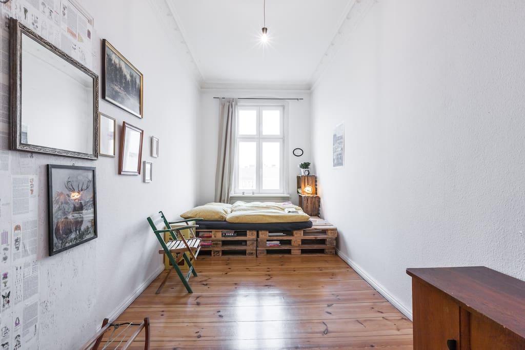 Cosy Room in Neukölln