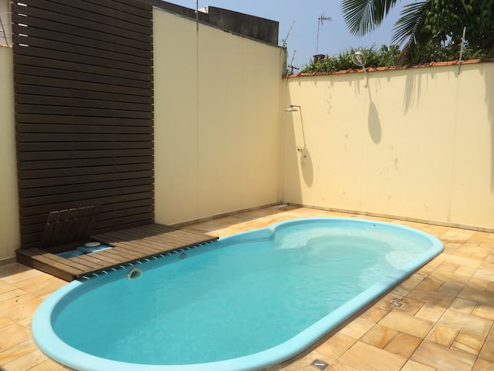 Casa praia de Pernambuco, 7 camas!