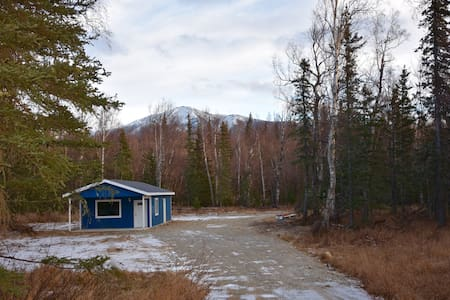 Alaska vacation cabins - Palmer - Zomerhuis/Cottage