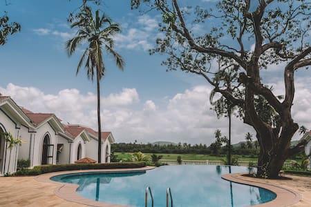 One bedroom pool facing luxury apartment