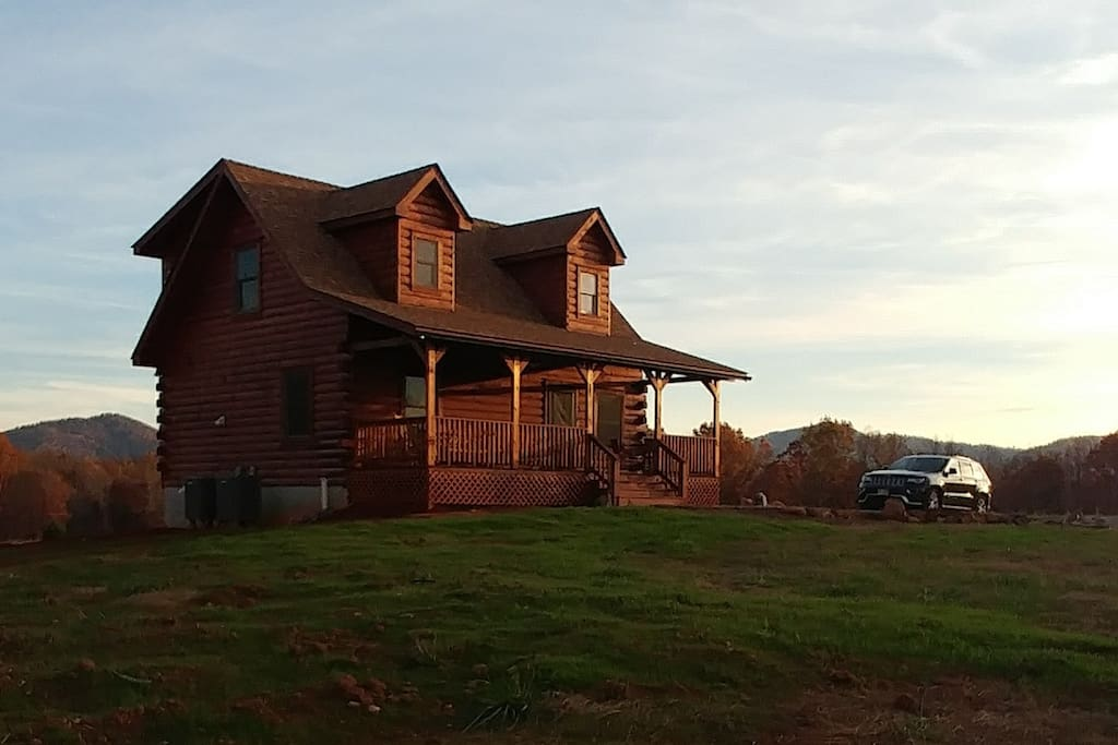 Greenview Log Home (Built in 2017)
