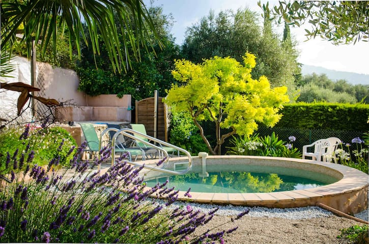 Charming French House - Le Tignet
