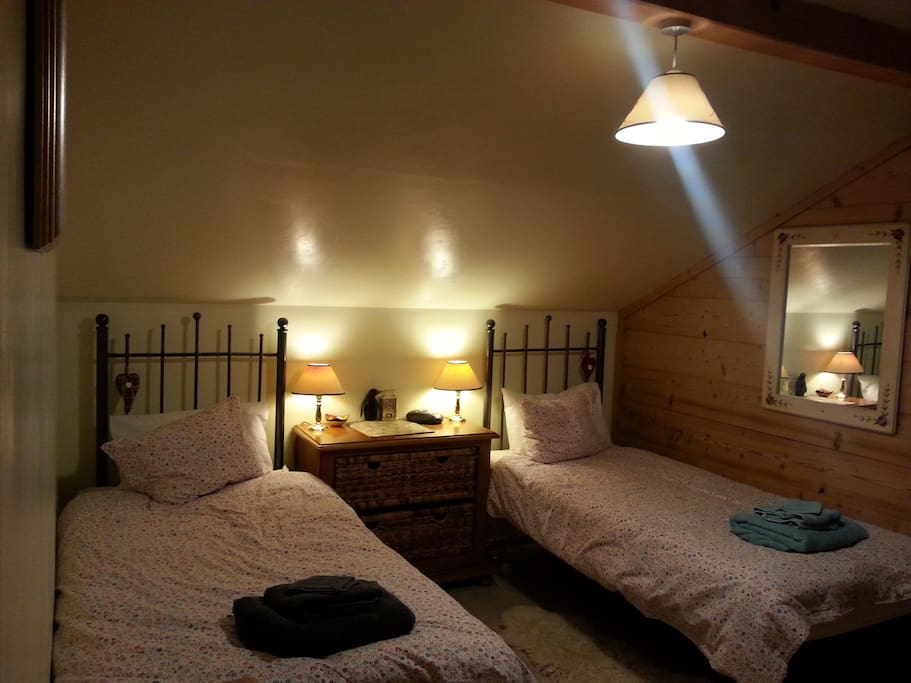 Twin Beds,