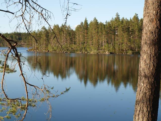 Nice apartments in nature - Hörken