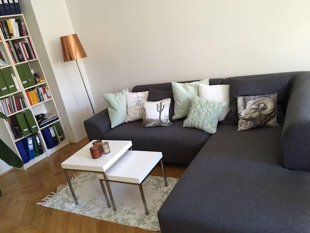 Central Quiet City Apartment Vienna - Vienna - Pis