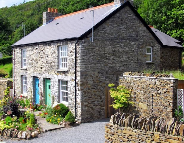 Award winning Welsh Cottage - Craig - Pontardawe - Haus