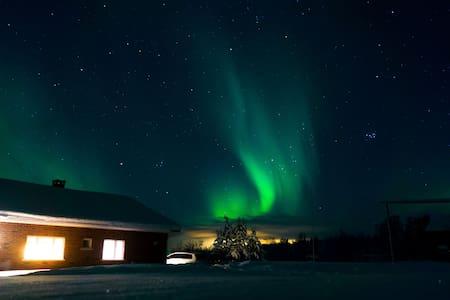Villa in the Wild Arctic Lapland