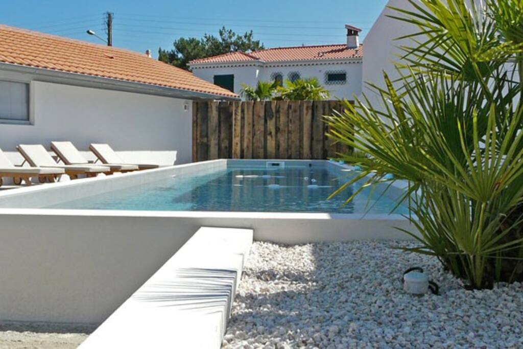 Villa biarritz vue mer et piscine maisons louer - Location maison piscine biarritz ...