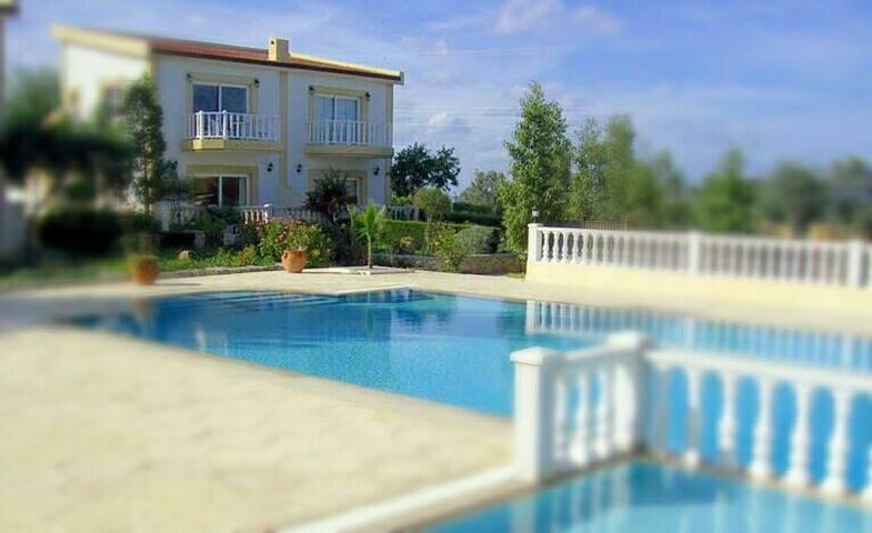 Villa Citrus Elegance , Olive tree mews , Ozankoy - Karaoğlanoğlu - Villa
