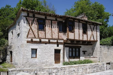 Troglodtye house - Haus