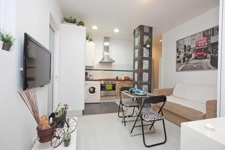 PALACIO REAL, Apto.  2 dormitorios  - Madrid - Departamento
