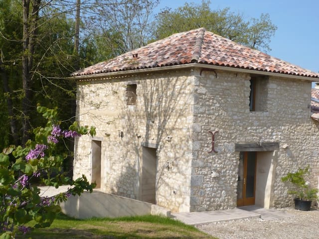 Lovely barn  4 bedroom - Loubès-Bernac - Ev