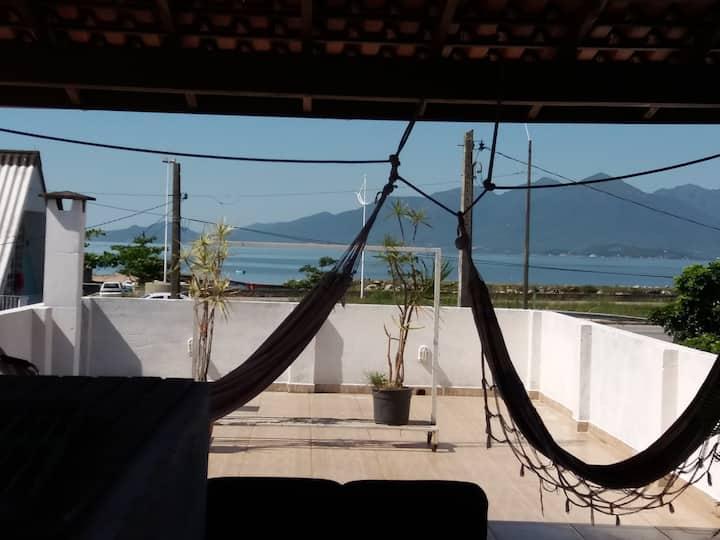 Capoeiras Casa com Vista Beira Mar São José