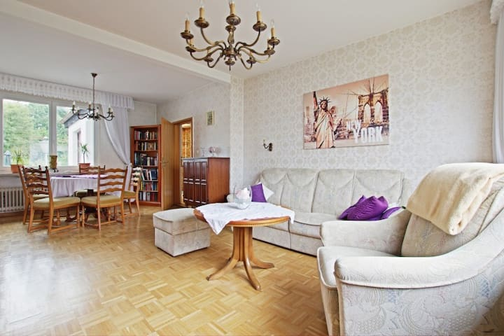 ID 5333 | House close to the fair wifi. By foot! - Hannover - Huis