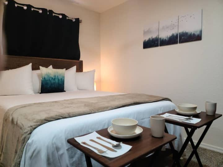 ♥Grand Canyon Studio w/Full Kitchen & King Bed
