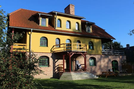VillaLui FeWo für 6 Wolin/Usedom - Wolin - Apartment
