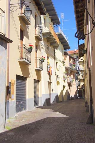 alloggio vacanze Challant - Lanzo Torinese - อพาร์ทเมนท์