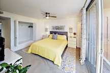 All beds are appointed with hotel-quality linens.