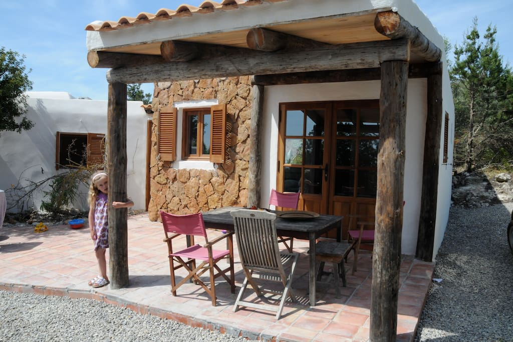 Guest House in Ibiza. - Cabins for Rent in Sant Josep de sa Talaia, Illes Balears, Spain