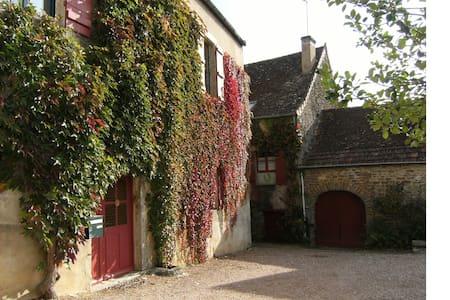 Maison + Jardin en Côte de Beaune - Dezize-lès-Maranges