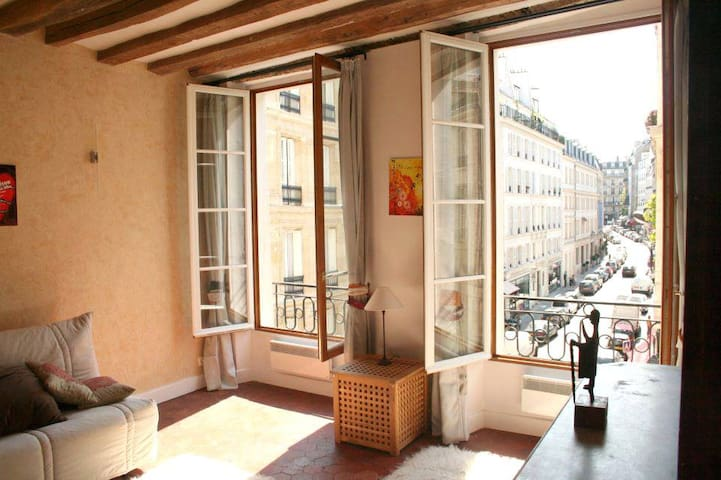 Lovely apt 30m² St-Germain-des-Prés - Paris - Appartement