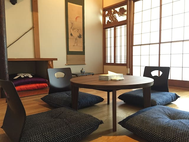 Central of Toyama Whole House Rent w/Free Parking
