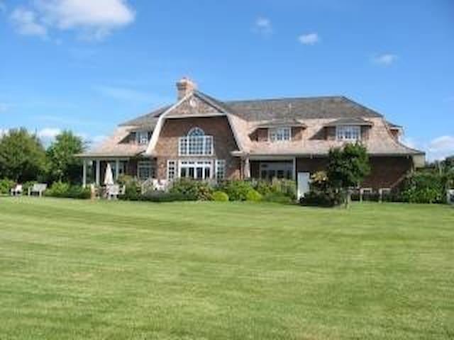 Beautiful Traditional Style In Bridgehampton - Water Mill - House
